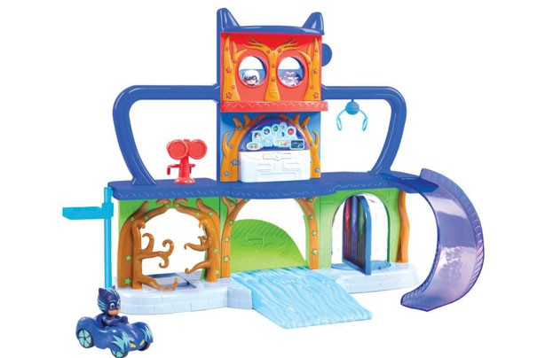 Top toys for Christmas 2017: PJM Headquarters Playset