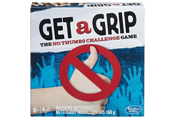 Top toys for Christmas 2017: Get a grip