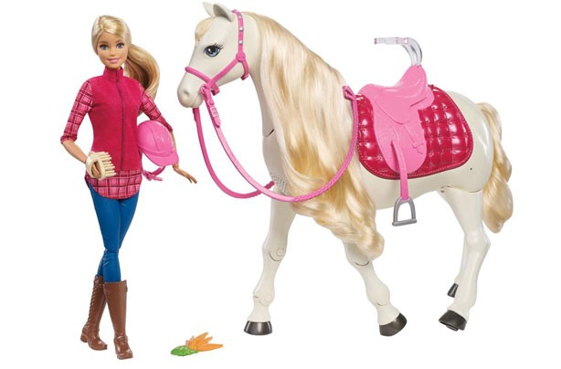 Top toys for Christmas 2017: Barbie DreamHorse