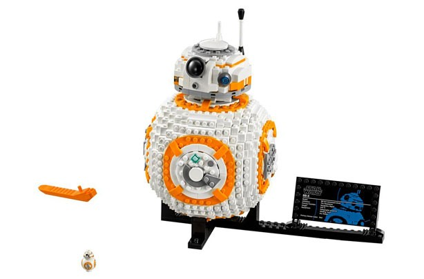 Top toys for Christmas 2017: Lego BB-8