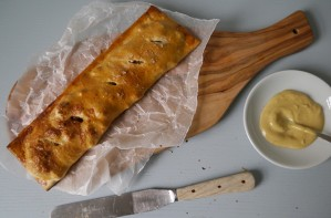 Bedfordshire Clanger recipe
