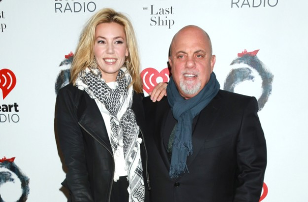 Billy Joel and Alexis