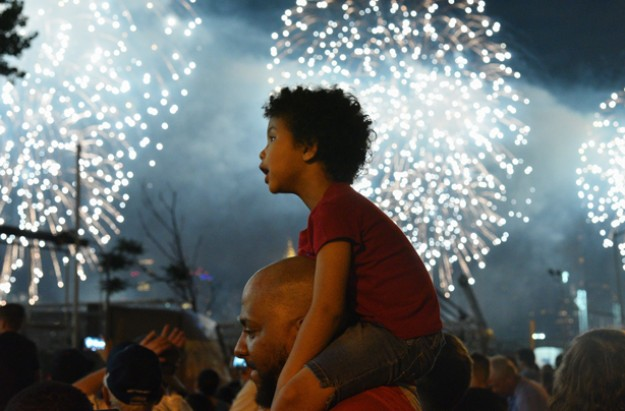 Firework safety for kids and families