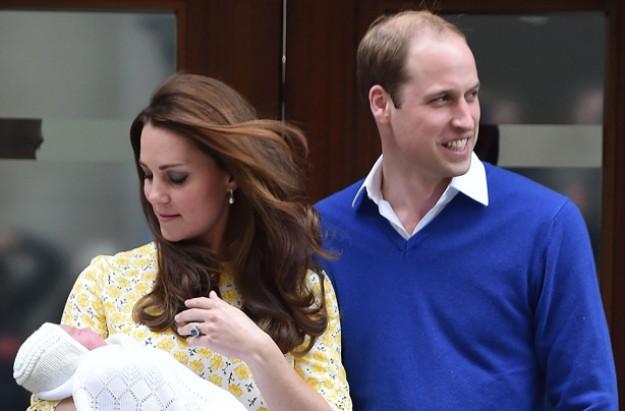 Kate Middleton baby gender girl