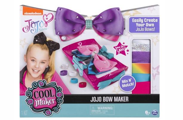 Top toys for Christmas 2017: JoJo Siwa Bow Maker