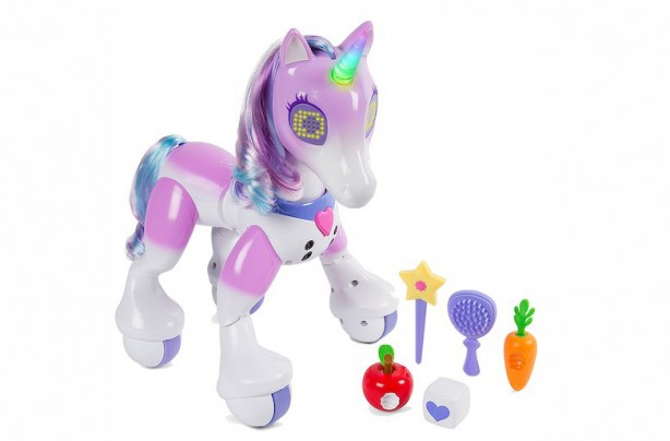 Top toys for Christmas 2017: Zoomer Enchanted Unicorn