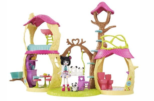 Top toys for Christmas 2017: Enchantimals Playhouse Panda Set