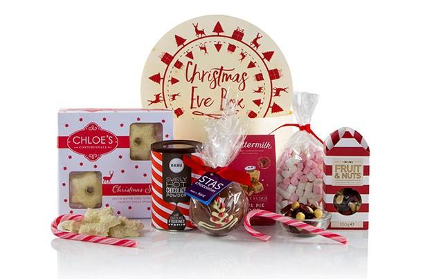 Christmas food hampers 2017 under £30