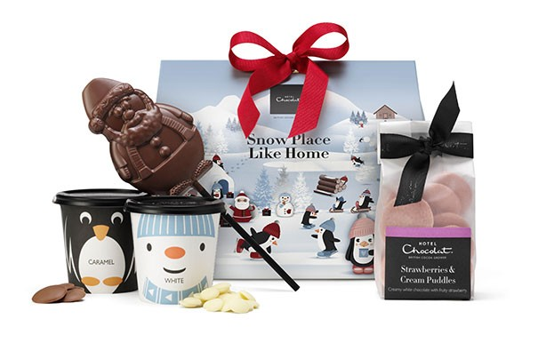 Christmas food hampers 2017 under £30