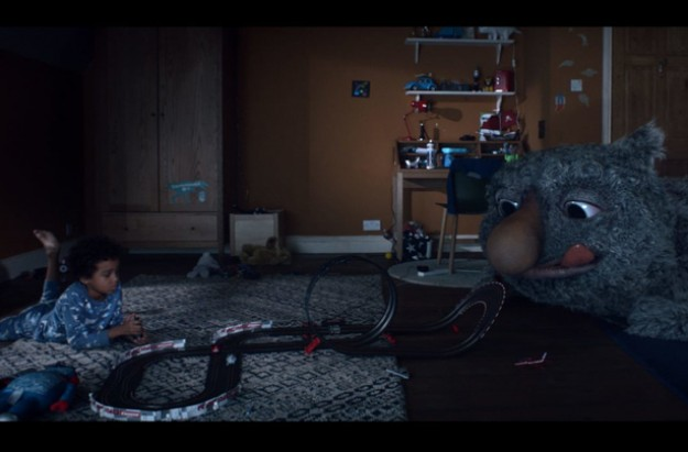 get your first look at the john lewis christmas advert. Black Bedroom Furniture Sets. Home Design Ideas