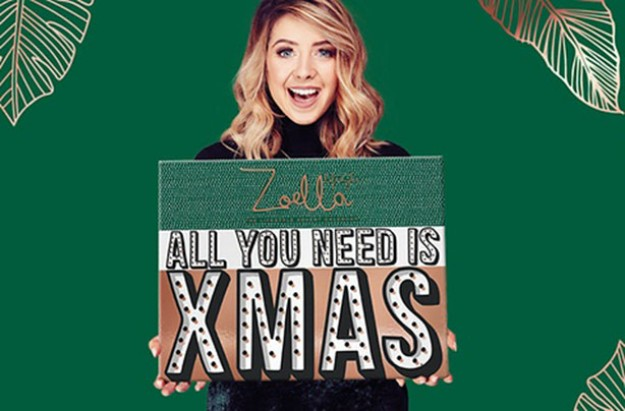 Zoella Addresses Controversy Surrounding Her Advent Calendar