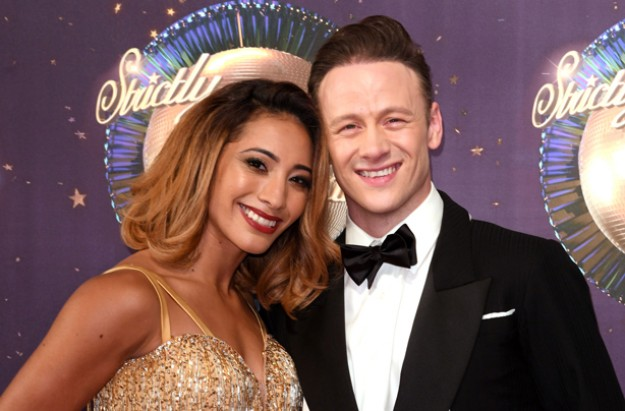 Strictly's Karen Clifton hints at marriage woes