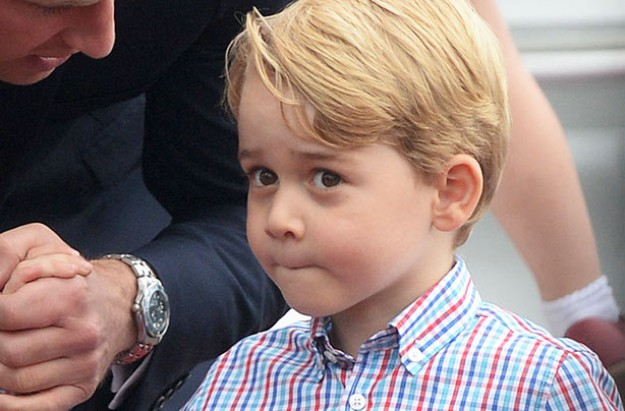 Prince George Has The Most Adorably Simple Christmas Wish List