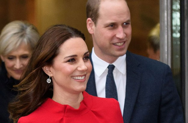 Prince William and Kate, the Duke and Duchess of Cambridge