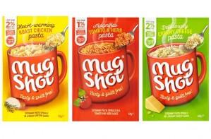 Mug Shots pasta