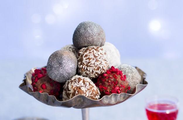rocky road truffles