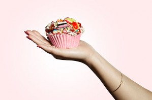 Cupcakes, sweets, sugar free diet