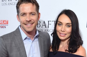 Sean Maguire and wife Tanya
