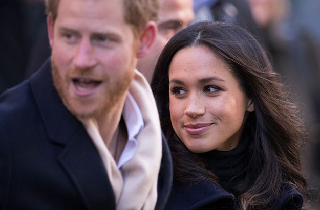 The Royal Family Is Already Requesting Sketches for Meghan Markle's Wedding Dress