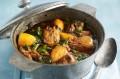 chickenand sweet potato stew