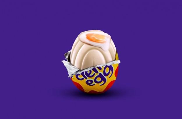 cadbury white chocolate creme egg