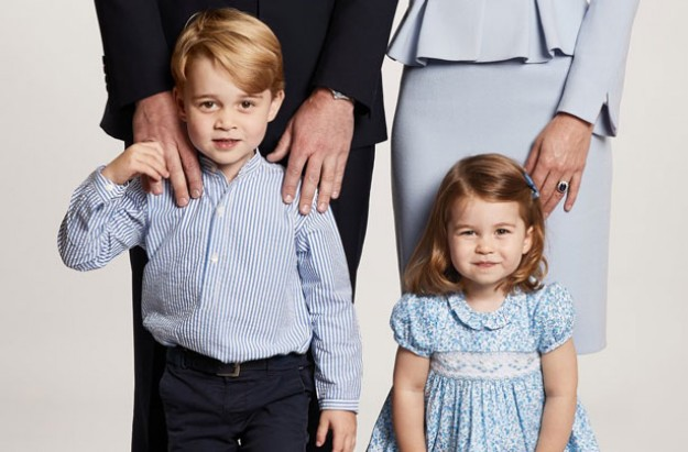 Britain's Princess Charlotte starts nursery school