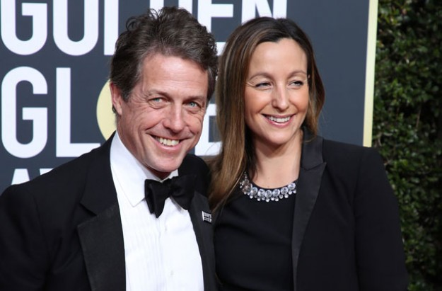 Hugh Grant Is About To Become A Dad For The 5th Time