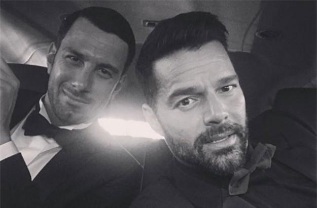 Ricky Martin weds artist Jwan Yosef