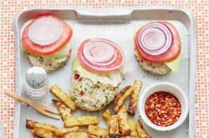 Lisa Riley Honesty Diet Skinny Turkey Burgers