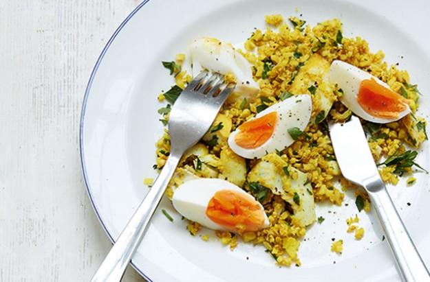 lisa riley honesty diet super simple kedgeree