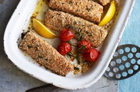 healthy fish fingers