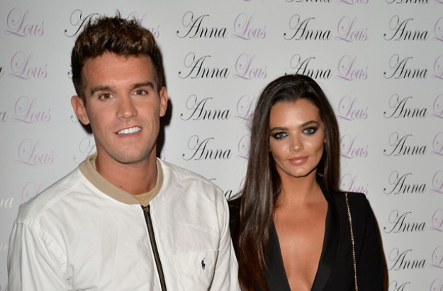 New parents Gary Beadle and Emma McVey already facing criticism