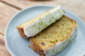 Tom Kerridge courgette cake