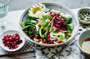 Joe Wicks Superfood salad bowl