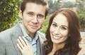 Allen Leech and Jessica Herman