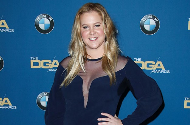 Amy Schumer secretly got married this week