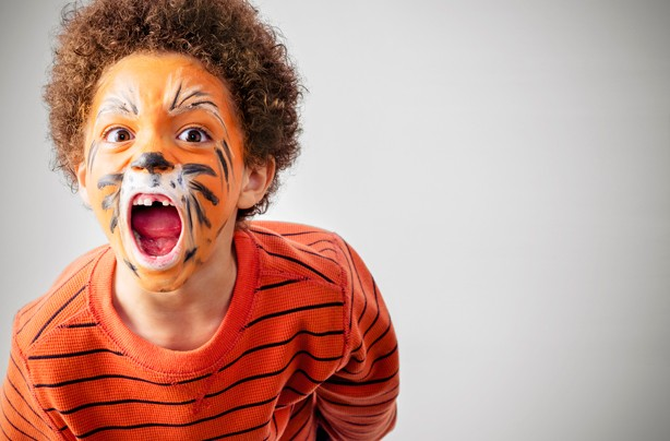 World Book Day ideas the tiger who came to tea