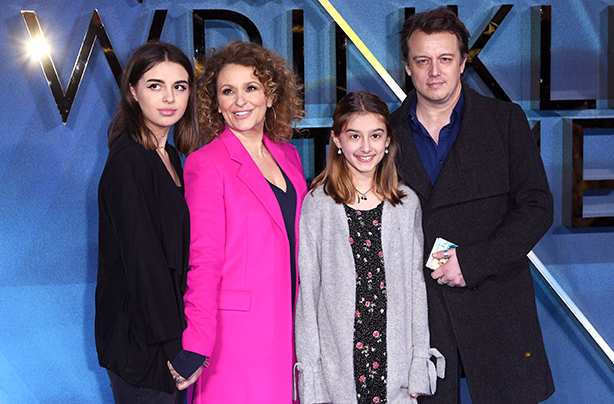 Nadia Sawalha opens up about the difficulties she faced at ...